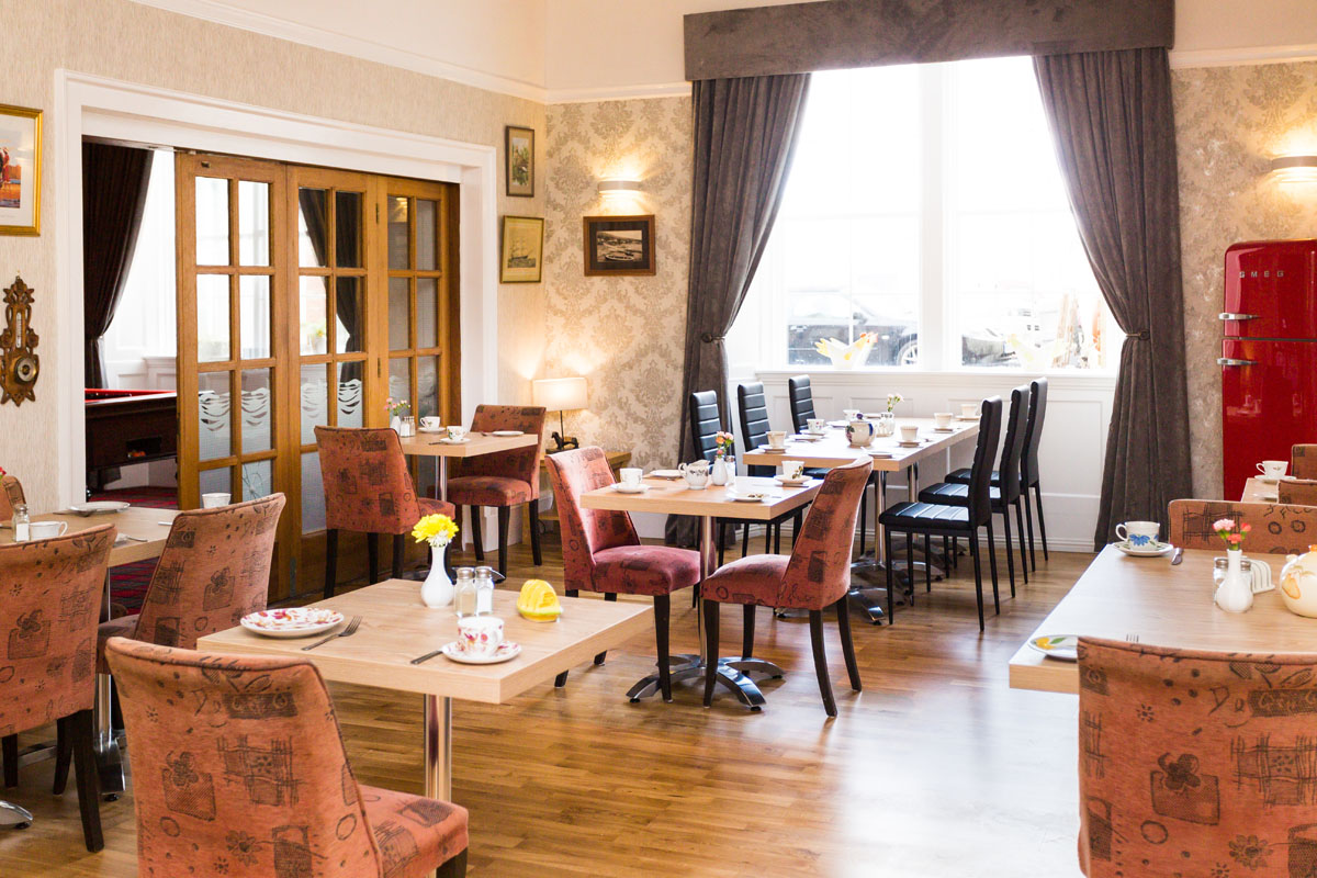 bar & lounge | arran hotels | corrie hotel